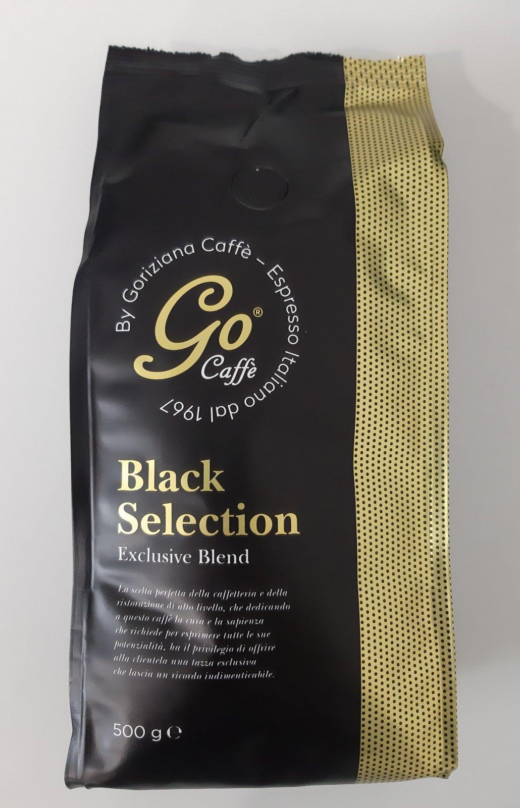 Еспресо Го кафе црно Горицијана 500 гр