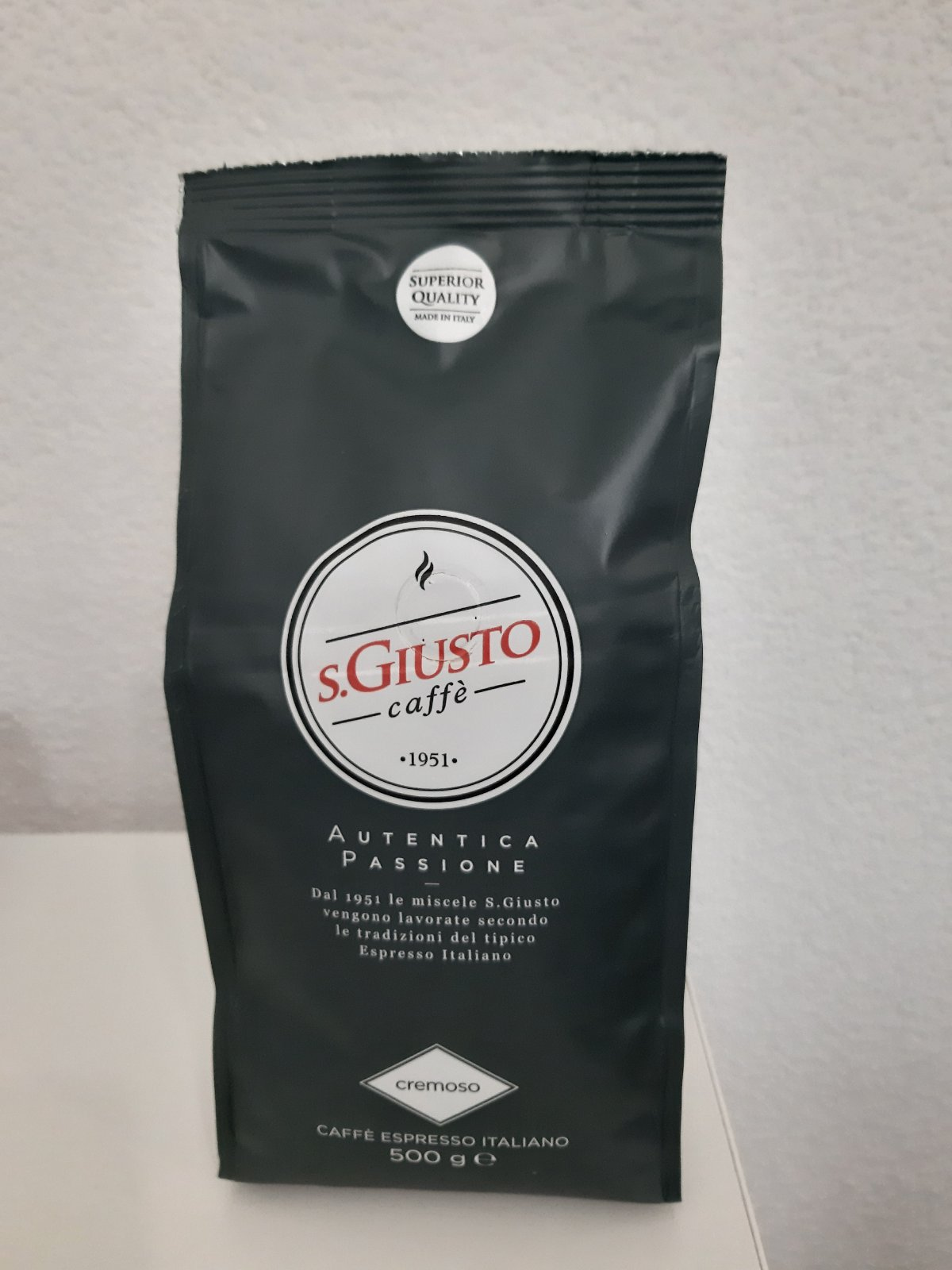 Еспресо Сан Џусто Кремосо 500 гр