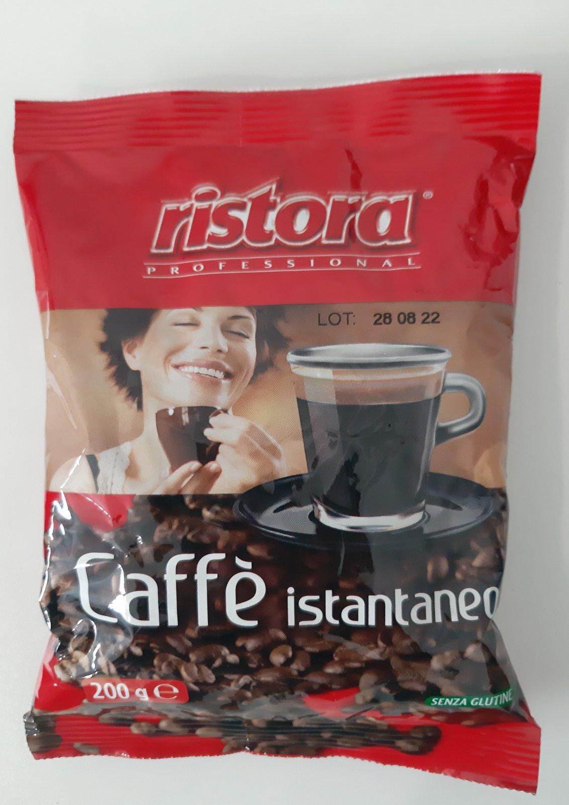Инстант кафе Ристора Црвена ( безглутенско ) 200 гр