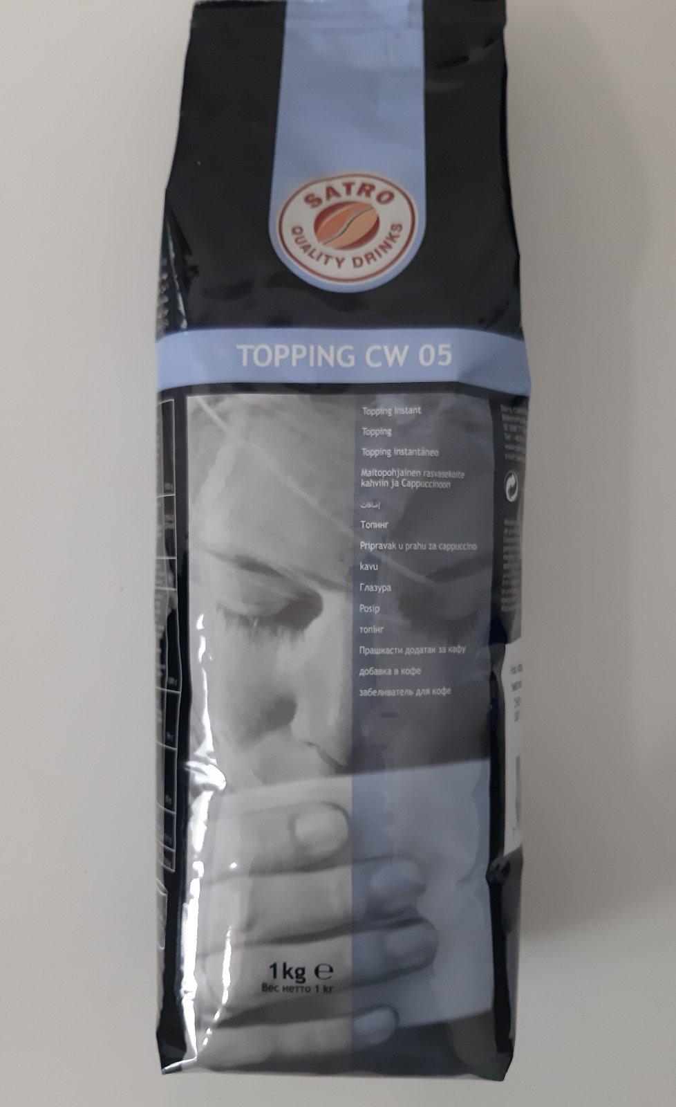 Инстант млеко Топинг Сатро 1000 гр
