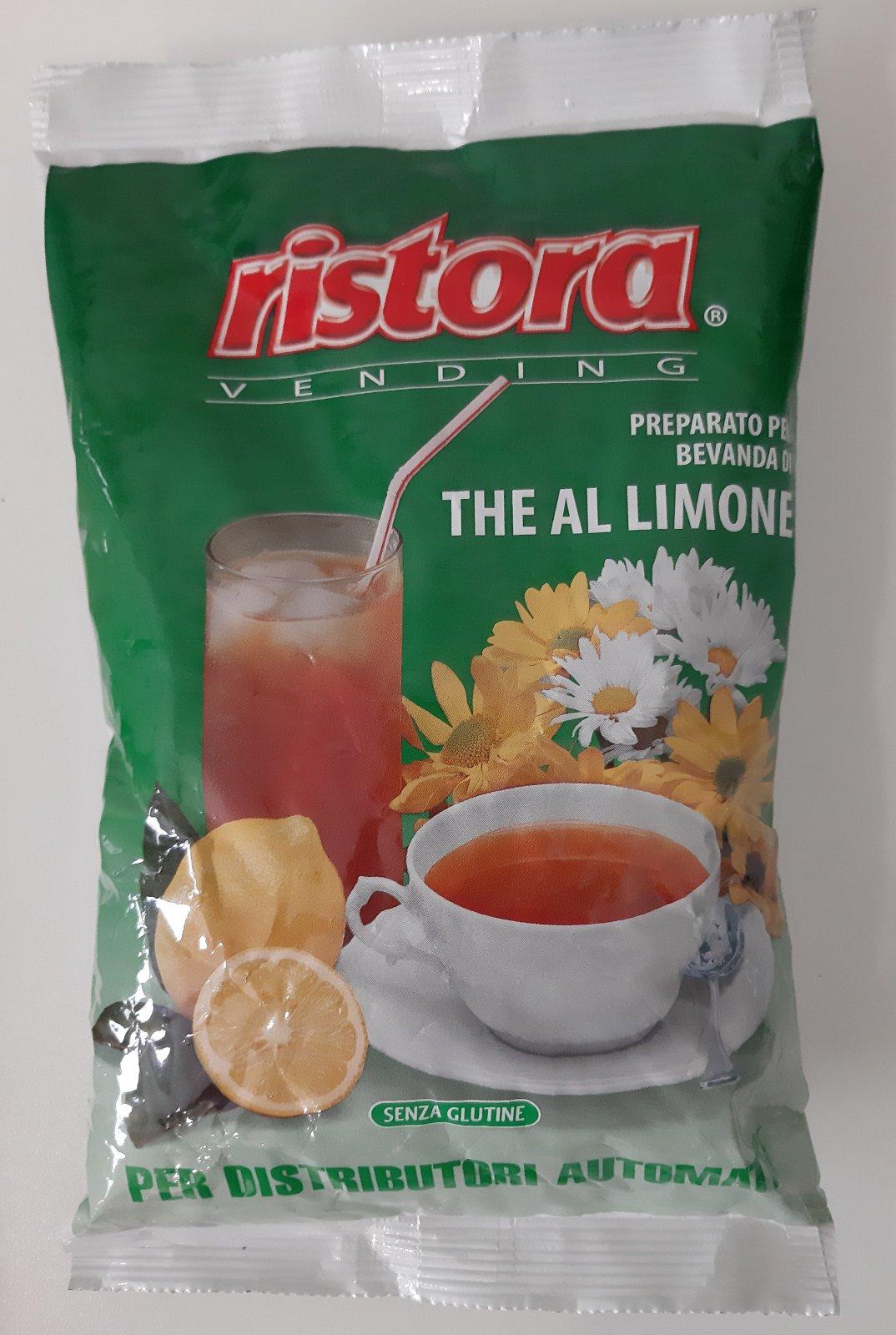 Инстант чај Ристора Вендинг Лимон 1000 гр