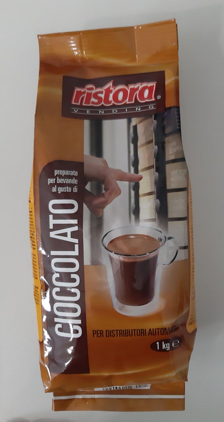 Инстант чоколадо Ристора Вендинг 1000 гр