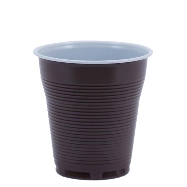 Пластични чаши бигколор лег 1 100